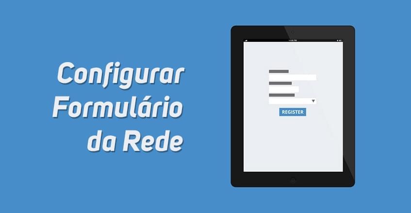 Sistema de vendas diretas e marketing multinível Maxnivel - Como configurar formulário da rede?