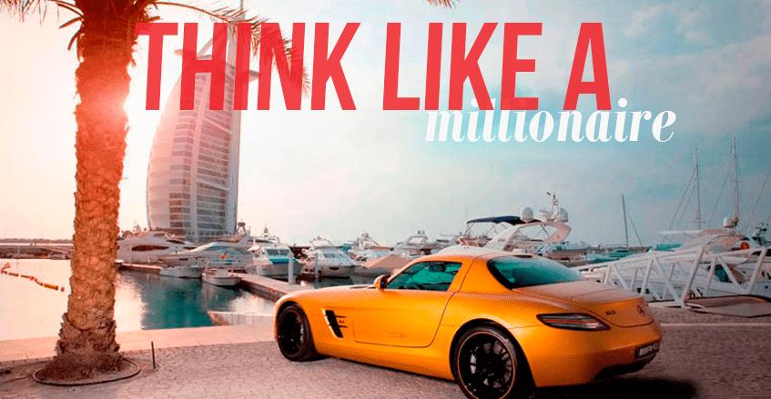 Sistema de vendas diretas e marketing multinível Maxnivel - 4 hábitos infalíveis para você pensar como um milionário