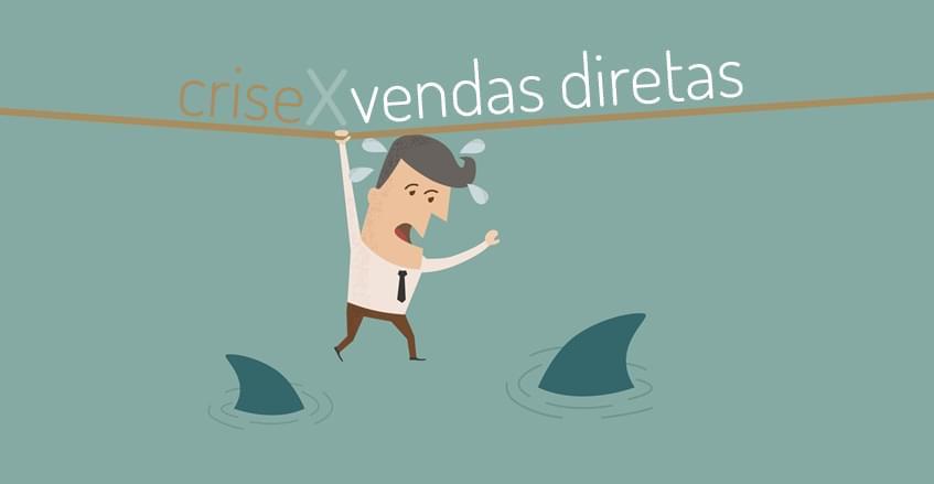 Sistema de vendas diretas e marketing multinível Maxnivel - Vendas diretas x Crise econômica