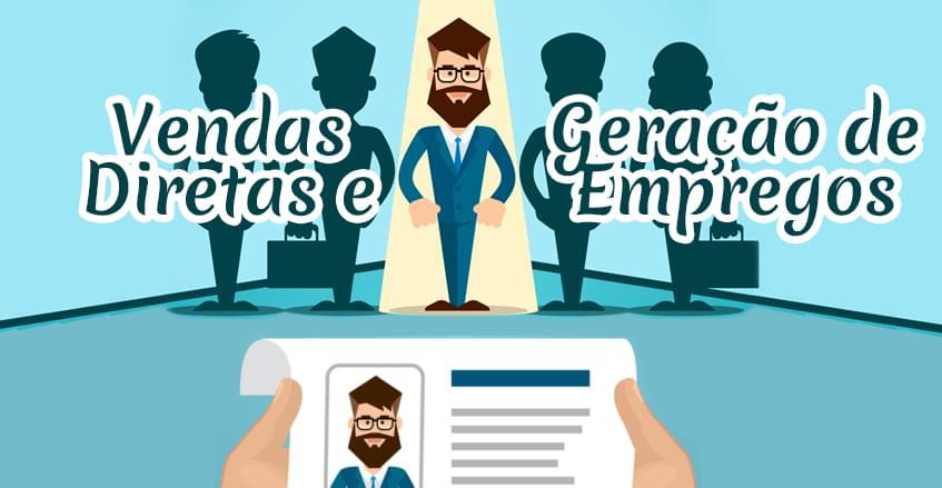 Sistema de vendas diretas e marketing multinível Maxnivel - Vendas diretas e geração de empregos